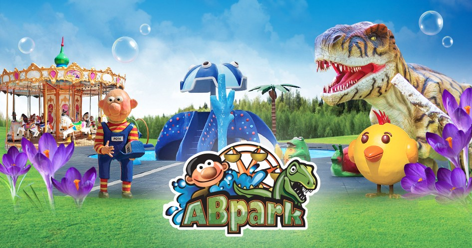 ABpark amusement park is ready for the new season